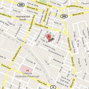 7745 Tioga Street, Pittsburgh PA 15208